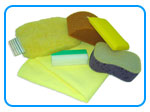 Wash Mitts, Scrubbers, Sponges & Chamois