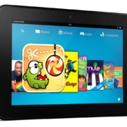 Getting the Kindle Fire