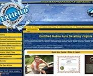Certified Mobile Auto Detailing